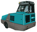 Tennant 800 Large Industrial Rider Sweeper
