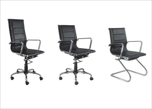 Black Sleek Chair Sleek Chair Kirti Nagar Delhi Office Hub