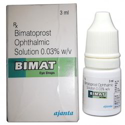 Bimat Bimatoprost Eye Drop