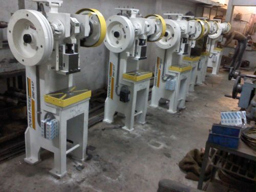 Automatic Anasuya Power Press 10 Ton Rs 65000 Piece Bhagwati Engineers Id 4380933188