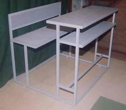 Double Seater School Benches