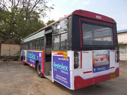Bus Ads Printing