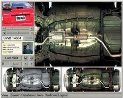 Under Vehicle Scanning System (UVSS)