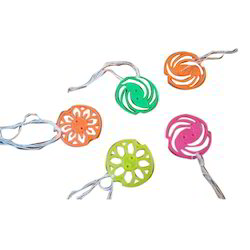 Rope Spinner Plastic Toy