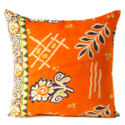 Kantha Patchwork Cushion Cover