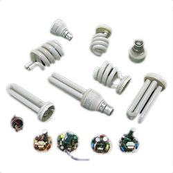 cfl lamps raw material