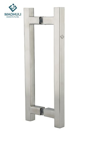 Stainless Steel 316 Glass Door Pull Handle