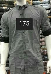 REPUBLIC Linen and Satin casual shirts