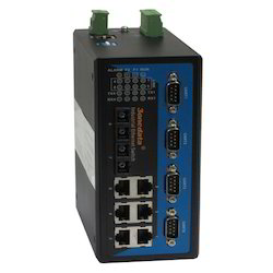 Industrial Ethernet Switch Fiber Serial Port Device Servers
