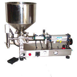 Lotion Paste Filling Machine