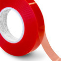 Red Double Sided Polyester Tape