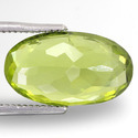 Peridot Precious Gemstone