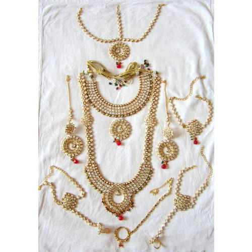 bridal jewelry necklace set images
