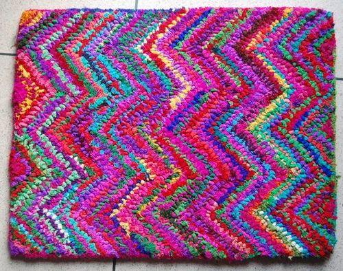 Chindi Carpet - Chindi Multi Colour Rugs Carpet Manufacturer