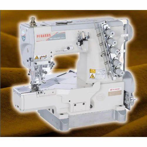 Spreader Holder Top Stitch 5 Thread Pegasus Coverstitch Sewing Machine