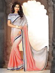 Ladies Net Saree