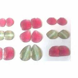 Rose Cut Glass Stone