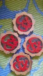 Shreeparni Carving Om