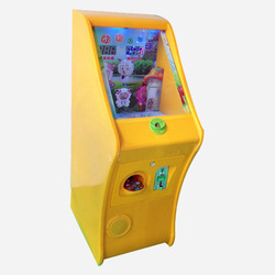 Animal Rolling Game Machine Marble Game