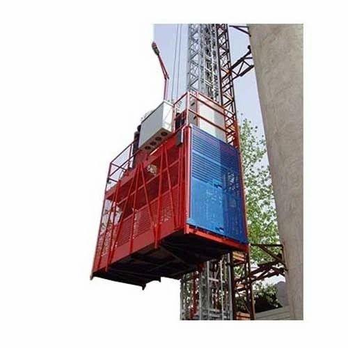 Building Lift & Hoist - Industrial Lift Manufacturer from New Delhi