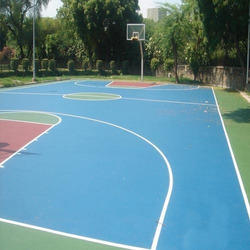 Basketball Sports Court