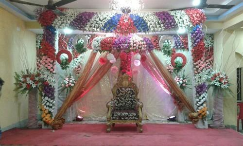 Flower Decoration Wedding Stage At Rs 23000 Day Wedding Stage