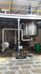 Lube Oil Bending Facility