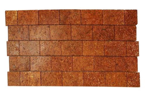 Red Matt Laterite Stone Chira Tile, Thickness: 20 Mm