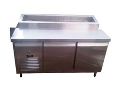 For Hotel Stainless Steel Pizza Assembly