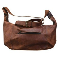 Genuine Leather Shopping Sling Bag MESS150