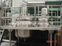 Process Reaction Reactor