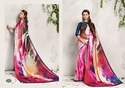 Fancy Digital Printed Georgette Saree