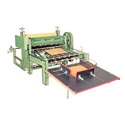 Rotary Reel to Sheet Cutting Machine.