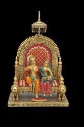 Radha Krishna Chatri Singhasan