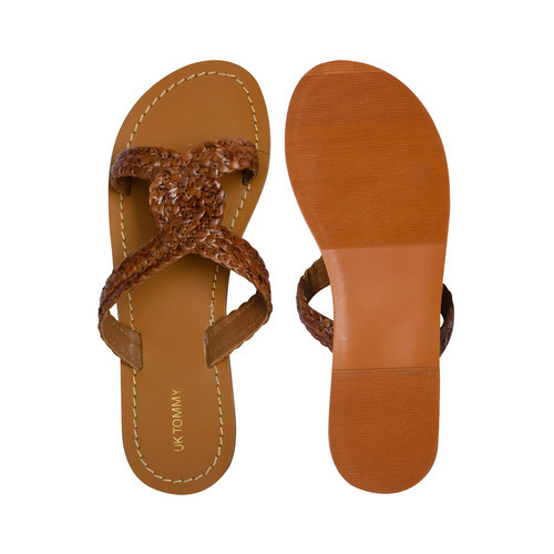 380956b14276 Women  s Handcrafted Woven Genuine Leather Sandal (SUMMER SEA