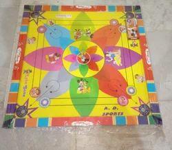 Carrom Board, Size: 14 Inchi