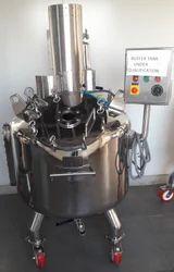 S S Liquid Mixing Tanks