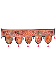 Embroidered Cotton Door Hanging Toran