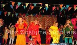 Kids Punjabi Suit Dress