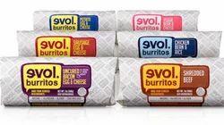 Frozen Product Labels