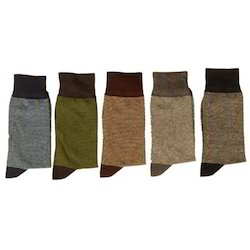 Assorted Colors Men Mens Dress Socks, Size: Free Size