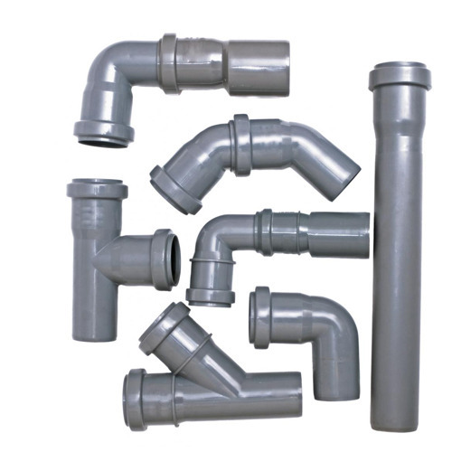 Plumbing Fittings, Hydraulic Pipe, Rs 1500 /set(s) Ocean Pipes & Fitting  LLP | ID: 4679070748