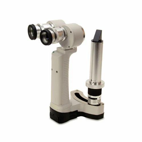 Portable Slit Lamp at Rs 120000/piece(s) | Slit Lamp Microscope, Biomicroscope, Slit Lamp Biomicroscope, स्लिट लैंप - Vision World, New Delhi | ID: 3710925091