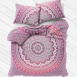 Cotton Mandala Duvet Cover Set Mandala Tapestry Set