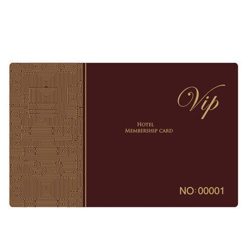 Hotel Membership Card Membership Card  Pratibandhi Udyog Kolkata