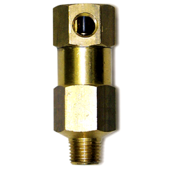 Gas and Air Thermal Relief Valve