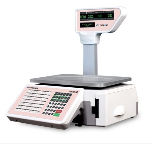 Barcode Label Printing Scale And Cash Register And Drawer