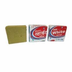 Mr.white washing soap cake Mr. White Soap Cake
