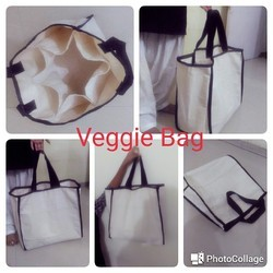 Vegetable Bag with compartment
