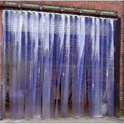 PVC Strip Curtain At Rs 190 Square Feet